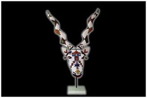 Beaded Kudu