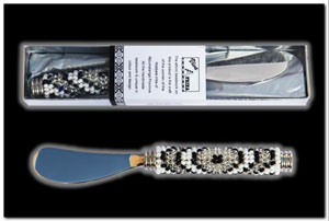 Silver Plated Butter Knife