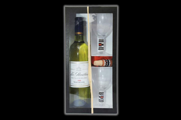 Ndebele Wine Gift Box