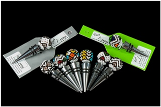 Ndebele Wine Stoppers